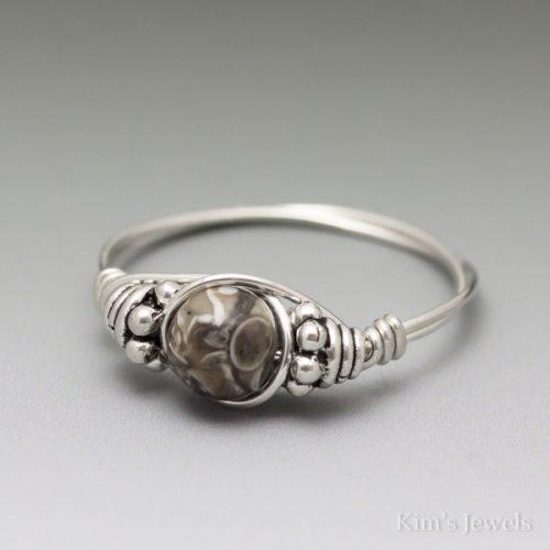 Turritella Bali Ring